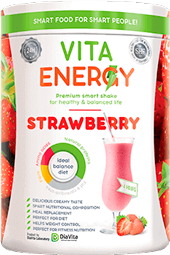 vita energy strawberry romania